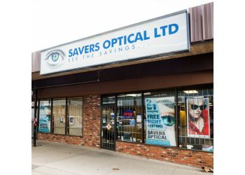 Prince George optician Savers Optical Ltd.