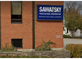 Orillia accounting firm Sawatsky Professional Corporation