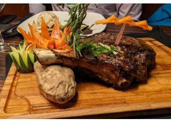 Grande Prairie steak house Sawmill Prime Rib & Steak House