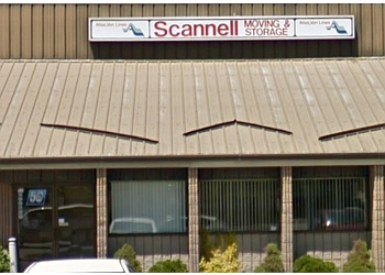 Milton moving company Scannell Moving & Storage