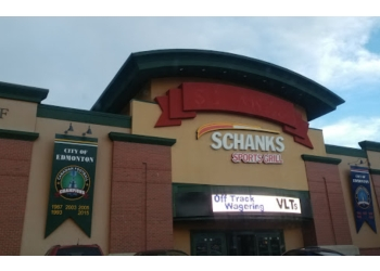 Edmonton sports bar Schanks Sports Grill
