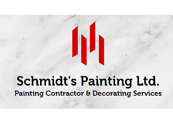 Grande Prairie painter Schmidt's Painting Ltd.