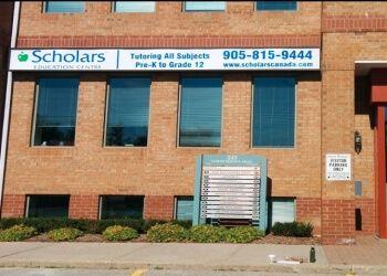 Oakville tutoring center Scholars Education Centre