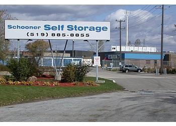 Waterloo storage unit Schooner Storage