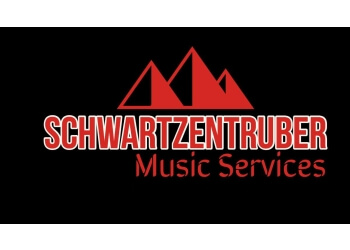 London dj Schwartzentruber Music Services