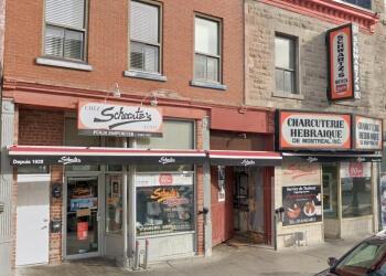 Montreal sandwich shop Schwartz's