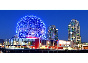 Vancouver places to see Science World