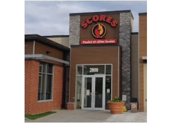 Sherbrooke bbq restaurant Scores