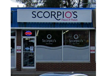 Halton Hills nail salon Scorpio's Peace & Polish