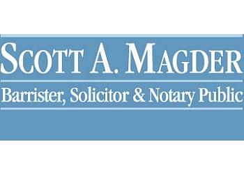 Pickering notary public Scott A. Magder