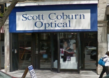 Guelph optician Scott Coburn Optical