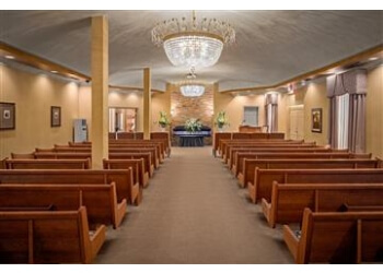 Mississauga funeral home Scott Funeral Home