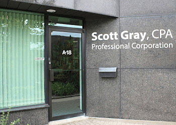Oakville accounting firm Scott Gray, CPA, Professional Corporation
