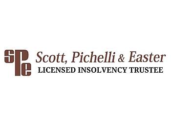 Burlington licensed insolvency trustee Scott, Pichelli & Easter Ltd.