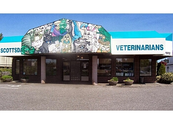 Surrey veterinary clinic Scottsdale Veterinary Hospital