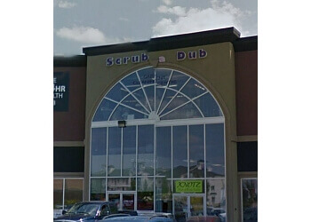 Medicine Hat dry cleaner Scrub A Dub Coin Laundry
