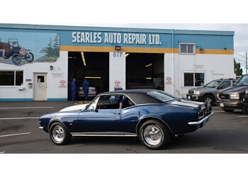 Victoria car repair shop Searles Auto Repair