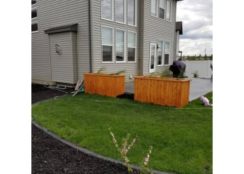 Sherwood Park lawn care service Seasonal Solutions Inc.