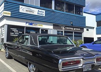 Port Coquitlam auto body shop Seawall Autobody