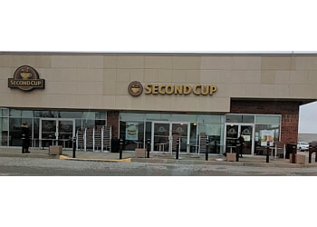 Brampton cafe Second Cup coffee co.