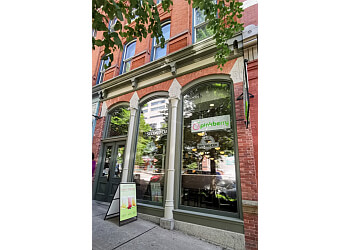 Saint John cafe Second Cup Coffee Co.
