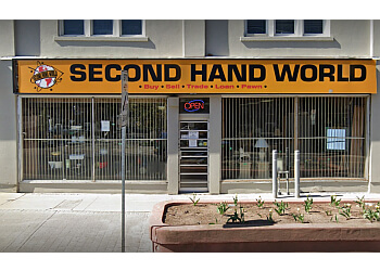 Kitchener pawn shop Second Hand World