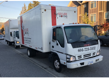 Burnaby moving company Secure Moving Ltd.