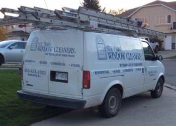 Kamloops window cleaner See Thru Window Cleaners Inc
