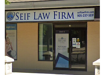 Richmond Hill notary public Seif Law Firm