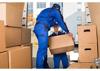 Grande Prairie moving company Select Movers