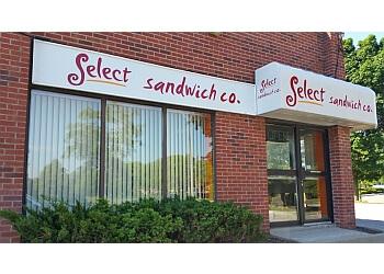 Markham sandwich shop SELECT SANDWICH CO.