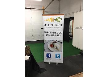 Oakville caterer Select Taste Catering