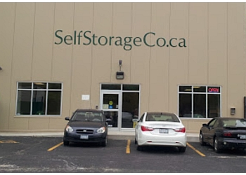 Brantford storage unit SELFSTORAGECO.CA