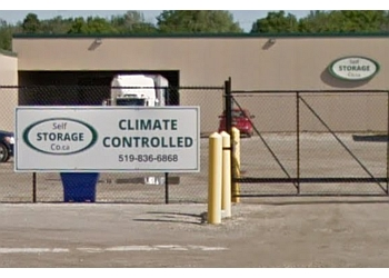 Guelph storage unit Self Storage Co.ca