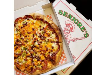 Calgary pizza place Seniore's Pizza Restaurant