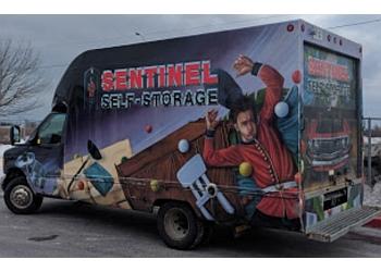 Ajax storage unit Sentinel Storage