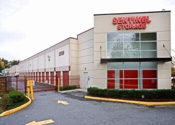 Coquitlam storage unit Sentinel Storage