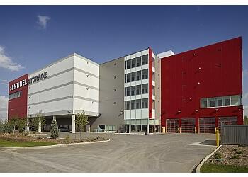 Edmonton storage unit Sentinel Storage