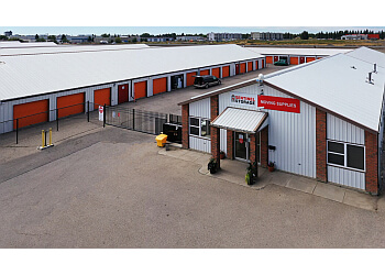 Lethbridge storage unit Sentinel Storage