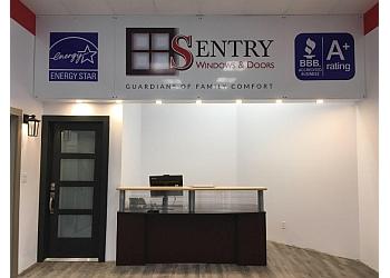 Cambridge window company Sentry Windows and Doors