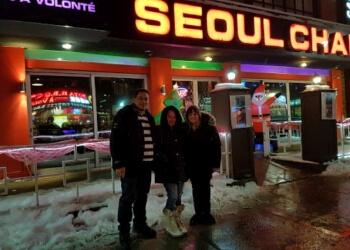 Montreal bbq restaurant Seoul Chako Korean BBQ
