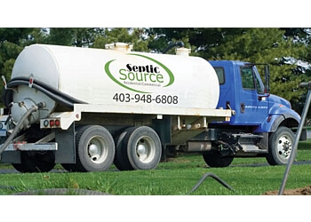 Calgary septic tank service Septic Source