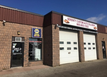 Newmarket auto body shop Serenity Custom Auto