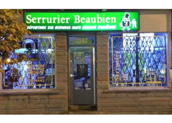 Montreal locksmith Serrurier Beaubien
