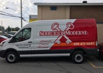 Terrebonne locksmith Serrurier Moderne