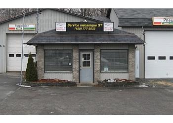 Granby car repair shop Service Mécanique GT inc.