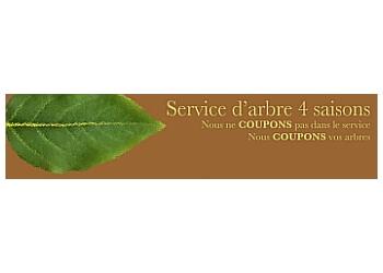 Montreal tree service Service d'arbre 4 saisons