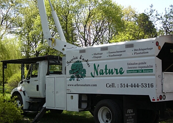 Blainville tree service Services d'arbres Nature