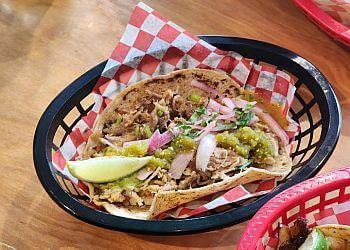 Toronto mexican restaurant Seven Lives