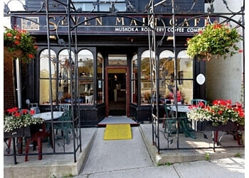 Huntsville cafe Seven Main Cafe